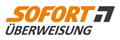 Logo 'Sofortueberweisung empfohlen'